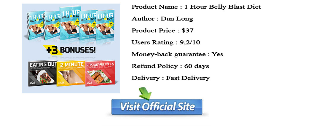 One Hour Belly Blast Diet reviews